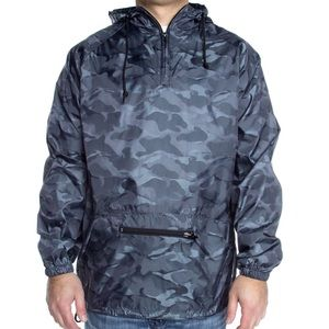 MENS Anorak Pullover Jacket